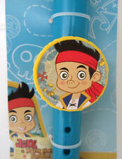 NEW Disney Jake and The Neverland Pirates Flute Recorder Blue