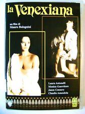 Dvd La Venexiana con Laura Antonelli 1986 Usato raro fuori cat.
