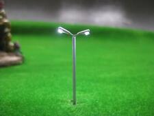 S529 - 10 Stück doppelte Peitschenleuchte mit LED 3,5cm 12-19V Straßenlampen