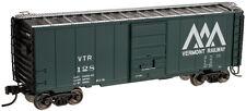 Vermont Railway #110  40' PS-1 Box Car - N Scale Atlas #50001160