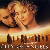 City of Angels cd - u2/jimi hendrix/peter gabriel/eric clapton/gabriel yared/etc