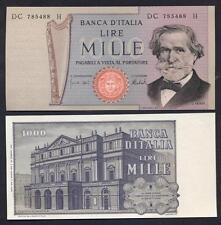 1000 LIRE  VERDI  d. 5.8.1975   FDS