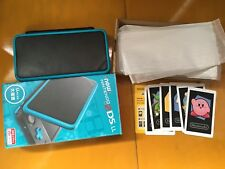 Nintendo 2DS LL Black Turquoise from Japan NTSC-J (Japan) game