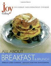 Joy of Cooking: All About Breakfast and Brunch by Irma S. Rombauer, Ethan Becker