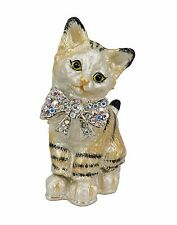 RUCINNI Cat Trinket Box