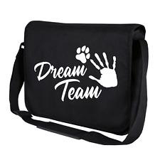 Dream Team Dreamteam Dog Sports Agility Dog Paw Shoulder Bag Messenger Bag