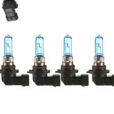 4x 12V 100W 9005 Super White LED Halogen Car Driving Headlight Fog Light Bulb US
