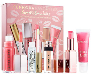 SEPHORA FAVORITES Give Me Some Shine LIP Set <84 DOLLAR VALUE> Limited Edition!