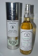 WHISKY SIGNATORY VINTAGE GLEN ELGIN 1995 LIMITED EDITION 18 YEARS OLD 70cl.