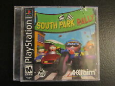 PLAYSTATION 1 PS1 SOUTH PARK RALLY COMPLETE WORKING A21811