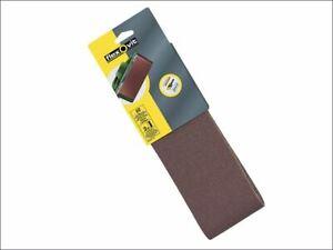 Flexovit - Cloth Sanding Belts 560mm x 100mm 80g Medium (2)