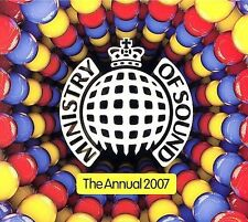 Audio CD Ministry of Sound: Annual 2007 - Ministry of Sound: Annual 2007 -