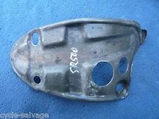 YAMAHA sr500 _ dispositivi di protezione posteriori _ protezione del motore _ LAMIERA COPERTURA _ _ protezione LAMIERA _/_ MOTORE