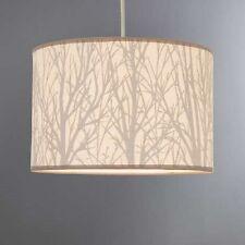 New Modern Stylish Cream Tree Scene Lamp Light Shade Bedroom Lounge Lampshade