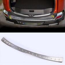For Toyota RAV4 2013-2015 Stainless Steel Rear Bumper Door Sill Plate Scuff 1pcs