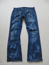 WRANGLER Sharkey Bootcut Jeans Pantaloni, W 33/L 32, VINTAGE X-Low Denim, rarità!