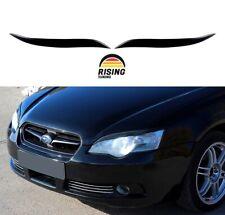 Eyelids eyebrows for Subaru Legacy / Outback 03-09 Headlights cover eyelash