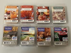 8 Packs (MULTI SCENT PACKS) Mixed Company,Scented Wax Cubes (#25)