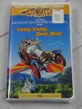 Chitty Chitty Bang Bang (VHS, 1998,30th Anniversary Edition) NEW Sealed Original