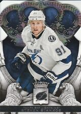 2013-14 CROWN ROYALE NEAR COMPLETE SET 98/100 MISSING ONLY 33 & 84