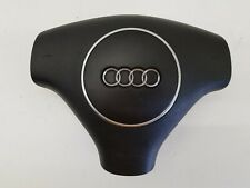 2005 AUDI A3 8P '04-09 OFFSIDE DRIVER STEERING WHEEL GENUINE 8E0880201AT