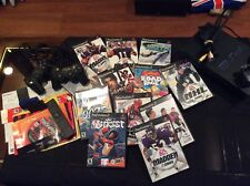 PS2 30001,12 Games, 2 controllers,DVDs remote controller,8MB memory card.