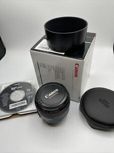 Canon EF 50 mm F1.2 L USM in Topzustand #5240017-58