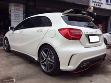 CARBON REVOZPORT STYLE REAR ROOF WING SPOILER FOR  13-18 W176 A CLASS
