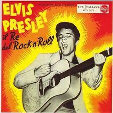 "ELVIS PRESLEY -  Il Re Del Rock 'n' Roll  7"" 45"
