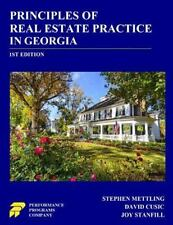 Principles of Real Estate Practice in Georgia by Joy Stanfill, Stephen...
