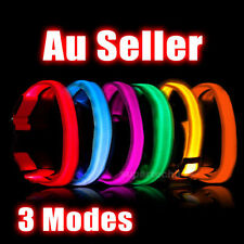Unbranded Unisex Dog Collars with LED Lighting