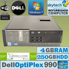 Desktop PC Dell modello Intel Core i5 2nd Gen. con hard disk da 250GB