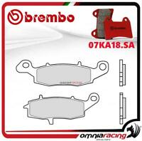 Brembo SA Pastiglie freno sinterizzate anteriori Kawasaki ER6F 650 dx 2006>2015