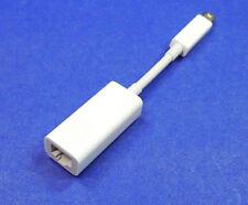 Original OEM APPLE A1433 Thunderbolt to Gigabit Ethernet Adapter RJ-45 MD463LL/A
