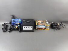 Jet Black Nintendo GameCube Console Bundle