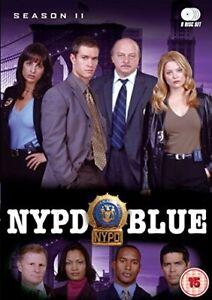 NYPD Blue Complete Season 11 [DVD][Region 2]