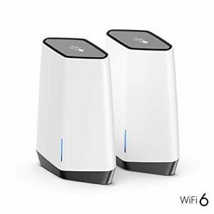 Netgear SXK80-100NAS Orbi Pro Wifi 6 Mesh System (sxk80100nas)