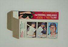 1966 Bazooka Complete Box Tresh Oliva Drysdale MINT - 1 day FLASH SALE