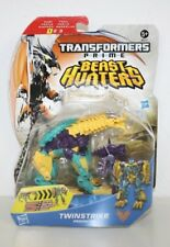 Hasbro Transformers Prime Beast Hunters Twinstrike Predacon Level 1
