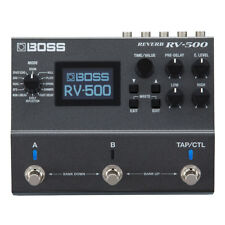 Boss RV-500 Reverb Multi-effects Pedal New