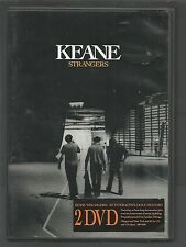 KEANE - STRANGERS - UK DVD (2-DISC SET) - with insert