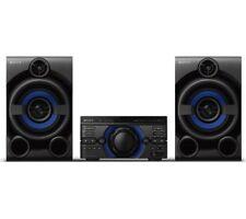 Sony MHC-M20D haute puissance Bluetooth CD & DVD Système Hi-Fi avec Tuner FM-Noir