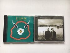 THE FINN BROTHERS - THE FINN BROTHERS + EVERYONE IS HERE 2 X CD ALBUM