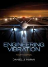 Engineering Vibration by Daniel J. Inman (2013, Hardcover, Revised)