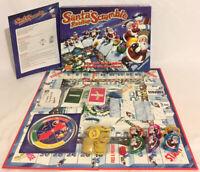 Santa's Rooftop Scramble Board Game 2013 Ravensburger / Luz Java 99% Complete
