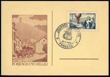 1955, France, 1043, FDC - 1577225