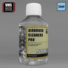 VMS Airbrush Cleaner Pro Enamel Dilutable 200ml #TC02S