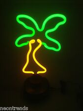 PALM Neonleuchte Neon sign Leuchtreklame Neonreklame light Neonschild news