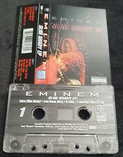 Eminem - Slim Shady EP Tape Cassette Houseofwaxx 1998 2021 WEB Entertainment