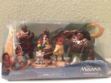 Moana Disney Figures Toy Island Figurine Set
